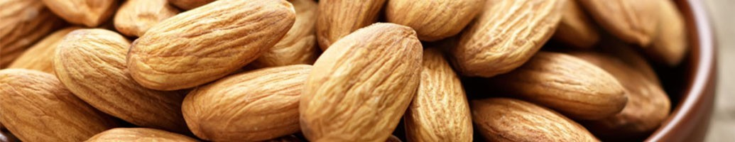 Online sale of almonds